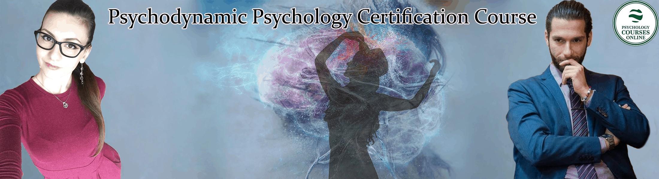 Psychodynamic Psychology – Certification Course